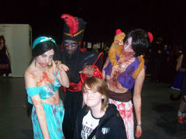Scary Aladdin was scary. by Ruinien