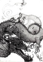 Dragonslayers by Treebone