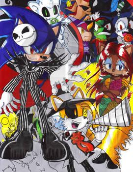 STH-The nightmare before Xmas by NinjaHaku21