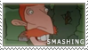 Nigel stamp by NinjaHaku21