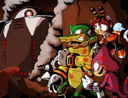 Sonic Forces-Sonic,Where are you? by NinjaHaku21