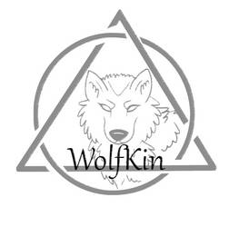 WolfKin + Speedpaint by Pterolycus