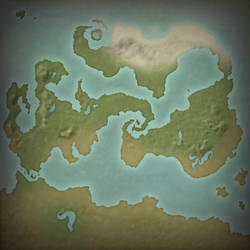 Map of Okaria by Pterolycus