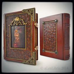 Vampire book... by alexlibris999