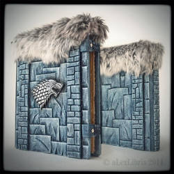House Stark journal... by alexlibris999