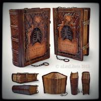 Anatomia sketchbook... July 2015 by alexlibris999