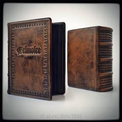 The Pocket Grimoire Journals... by alexlibris999