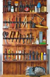 Tools... by alexlibris999