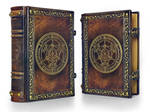 Alchemy leather journal... by alexlibris999