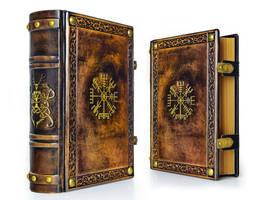 The Vegvisir book by alexlibris999