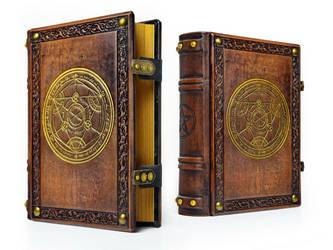 Alchemy book... by alexlibris999