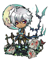 ::chibi for nightmare:: by rann-poisoncage