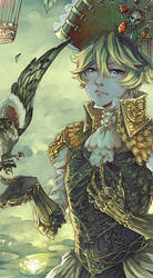 ::Threads artbook preview2:: by rann-poisoncage