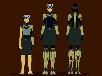 Shadowrun Reference by Arhquarium