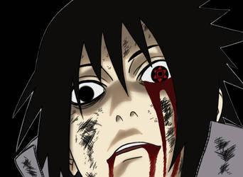 Crazy Sasuke is Crazy by pistol-paintbrush493