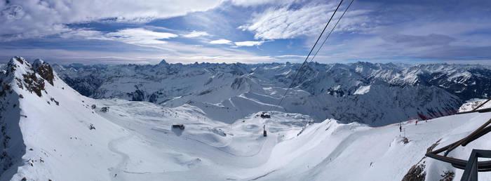 View from Nebelhorn by da-phil