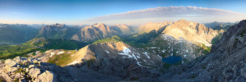 Mohnenfluh Panorama by da-phil