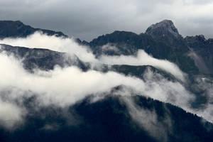 Fog Waves by da-phil
