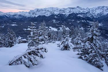 In Winter's Embrace by da-phil