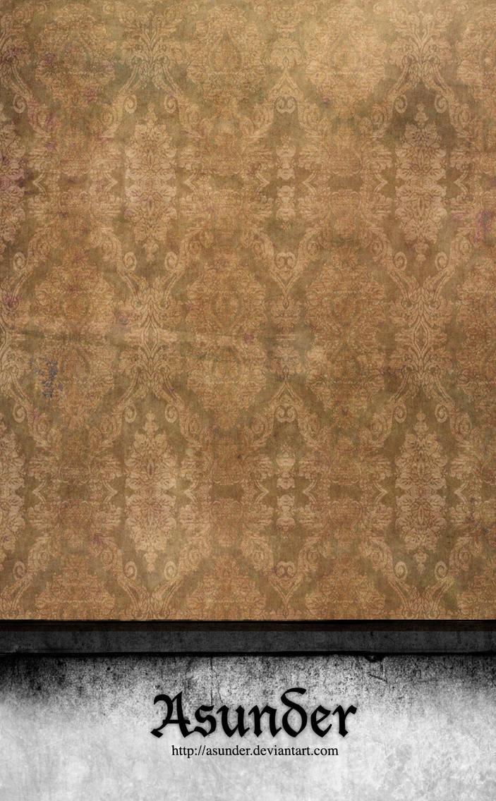 Victorian Wallpaper by AsunderStock