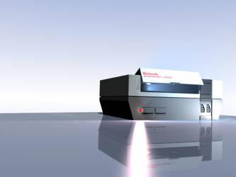 Nintendo NES by Schade88