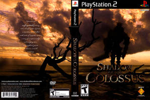 Shadow of the Colossus Cover 1 by Inkbird