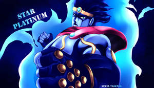 Star Platinum by SiwelTasenla