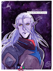 Prince Lotor by SiwelTasenla