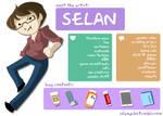 Meet the artist 2k17 by SelanPike