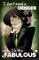 Felix poster by SelanPike
