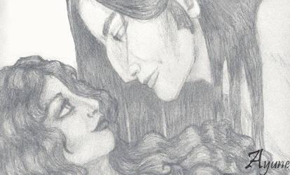 Severus and Rachel 1978 by ayune