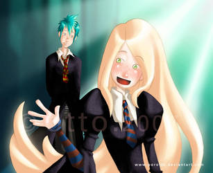 HP . Teddy+Victoire DH SPOILER by porotto