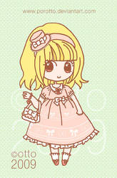 sweet lolita by porotto