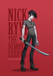 Demon's Lexicon - Nick Ryves by porotto
