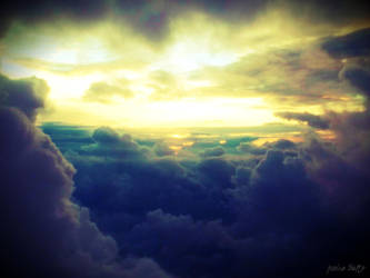 High in the Clouds II by kathrineblack13