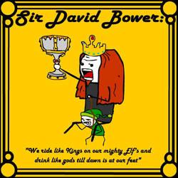 Sir David Bower by art-of-smithy