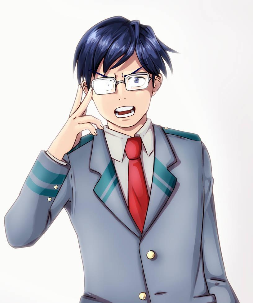 Iida Boku No Hero Anime Top Wallpaper