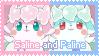 Cocotama - Saline and Paline by Tamatanium