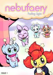 Nebufaery comic cover by Tamatanium