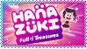 Hanazuki: Full of Treasures (stamp) by Tamatanium
