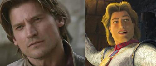 The charming Jaime by PauPaufg