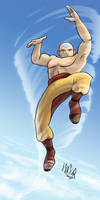 Aang TLA : Adult by avator