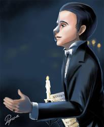 Phantom of the Opera by poperart