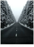 Snowbound Road Trip by Biglime