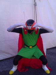 It's the Great Saiyaman! Ikkicon 2012 by SumiXxChaos