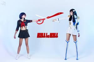 Kill la Kill by Yui-Lang