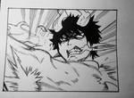 Okumura Rin - Ao No Exorcist by Pandaroszeogon