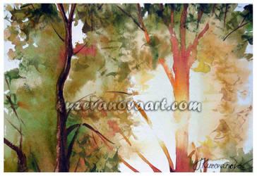 The 32nd of August by oksana-k-art