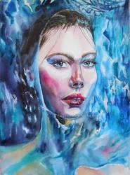 Breathe-in Breathe out by oksana-k-art