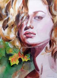 May Fall by oksana-k-art